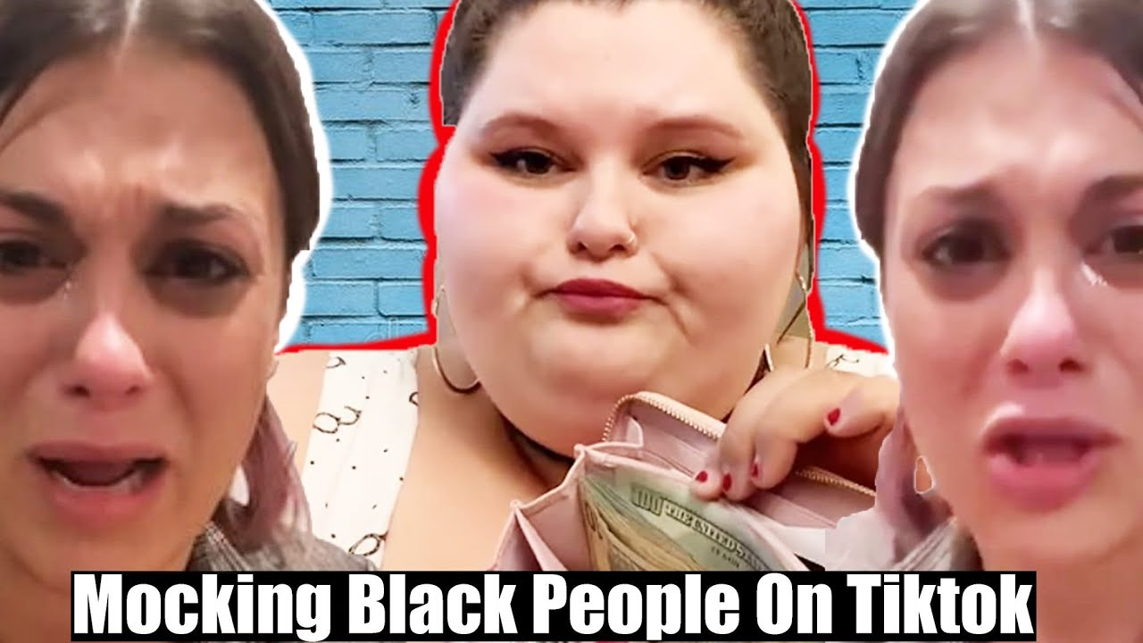 Amber Makes BANK by Doing NOTHING | Child Star MOCKS Black Tik Tok Creators| Forced to Wear bikini!