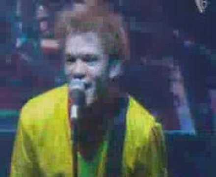 Sum 41 Live Summer - 2001