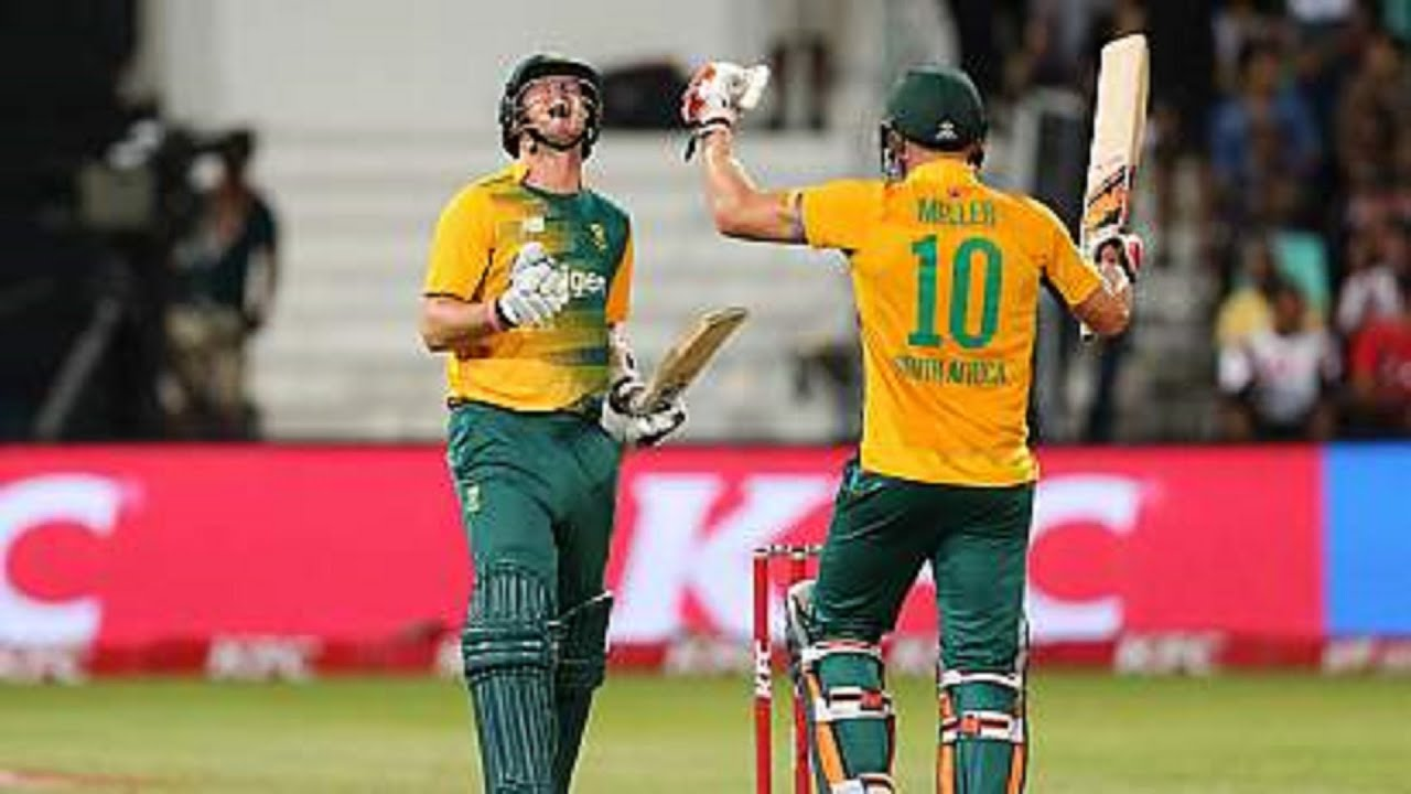Australia Vs South Africa 1st T20 David Miller Helps South Africa