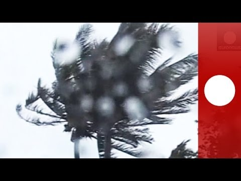 Video: Super typhoon Haiyan hits Philippines, one of strongest storms ever
