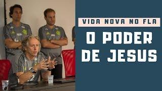 Jorge Jesus chega mudando a rotina dos jogadores no Flamengo