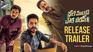 Bhale Manchi Chowka Beram Latest Release Trailer   Nookaraju   Yamini Bhaskar   Telugu FilmNagar