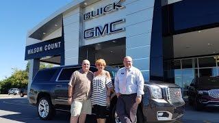 2016 September Satisfied Customers at Wilson County Chevrolet Buick GMC Lebanon TN