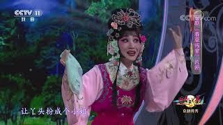 《青春戏苑》 20191109 京韵芬芳| CCTV戏曲