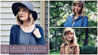 FALL FASHION LOOKBOOK 2015 / Bryn Smith