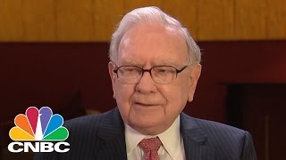 #IBM - Warren Buffett: There Are A Lot Of Possibilities With IBM's Watson | Squawk Box | CNBC