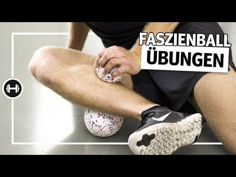 Video: Sport-Thieme® Faszien-Ball