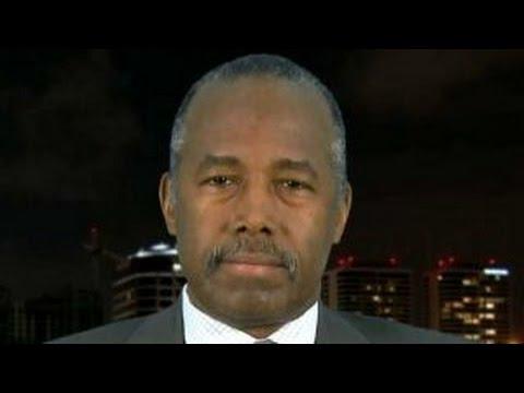 Dr. Ben Carson on Trump