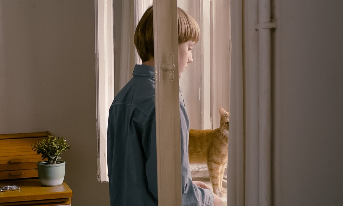 "The Strange Little Cat | Clip 2: ""Hello"" 