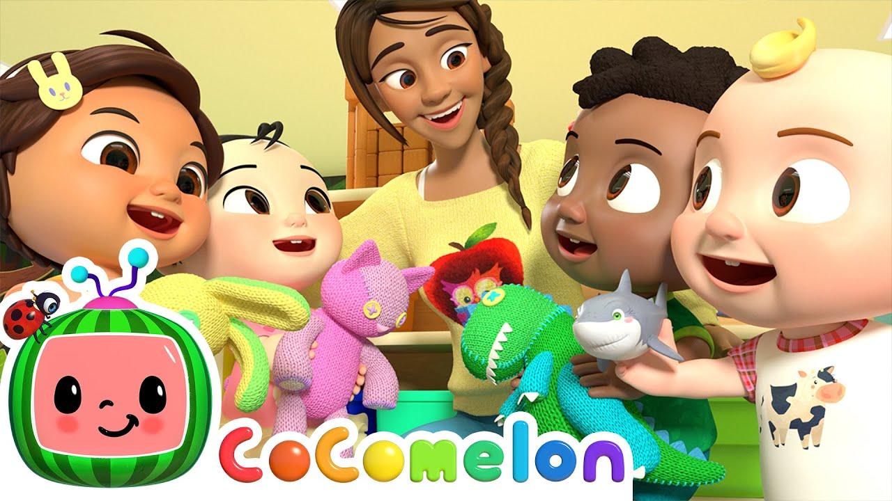 Hello Song + More - @Cocomelon - Nursery Rhymes | Kids Cartoons & Nursery Rhymes | Moonbug Kids