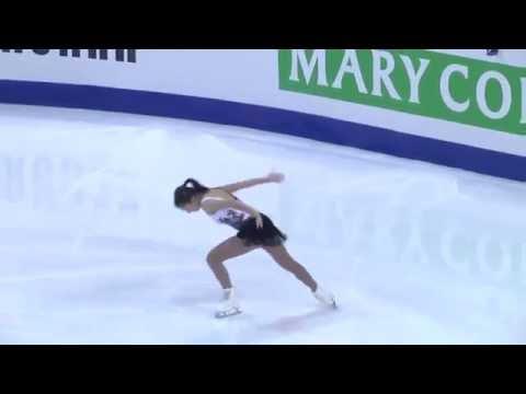 Ladies Short Program Practice - ISU Junior Grand Prix of Figure Skating Final Marseille 2016