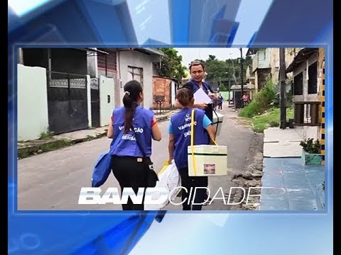 Sobe para 304 o número de casos suspeitos de sarampo no Amazonas