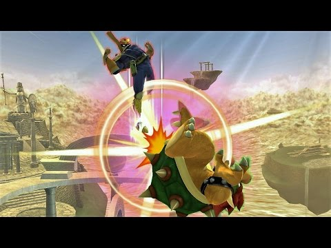 Top 10 Most Savage Spikes #4 - Super Smash Bros for Wii U