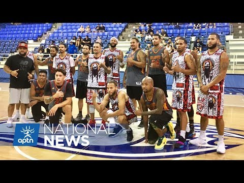 A Look at the 2nd Annual World Indigenous Basketball Challenge | APTN News