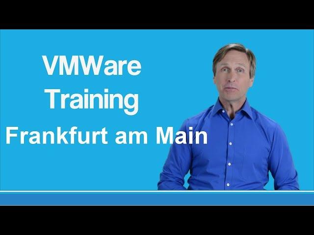 VMware vsphere Frankfurt Germany