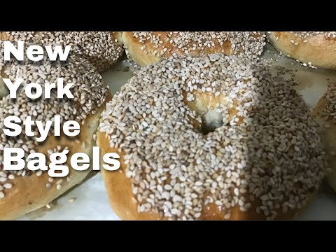 Bagels | New York Style Recipe