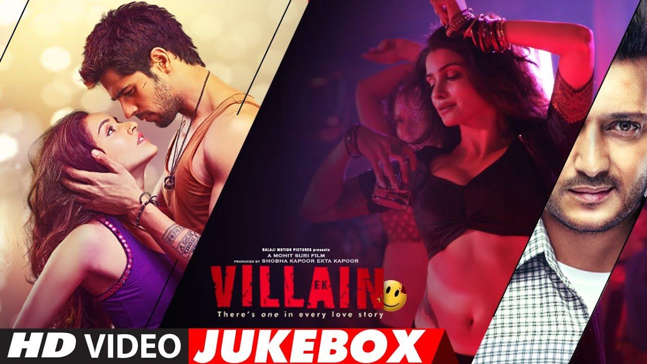 Ek Villain Full Songs -Video Jukebox | Sidharth Malhotra, Shraddha Kapoor, Riteish Deshmukh