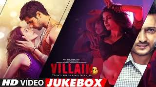 Ek Villain Full Songs -Video Jukebox | Sidharth Malhotra, Shraddha Kapoor, Riteish Deshmukh