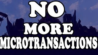 Shadow Of War Removing Microtransactions!