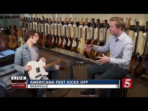 Americana Fest Kicks Off