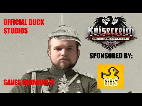 Official Duck Studios Travels Back in Time to Help The German Empire!