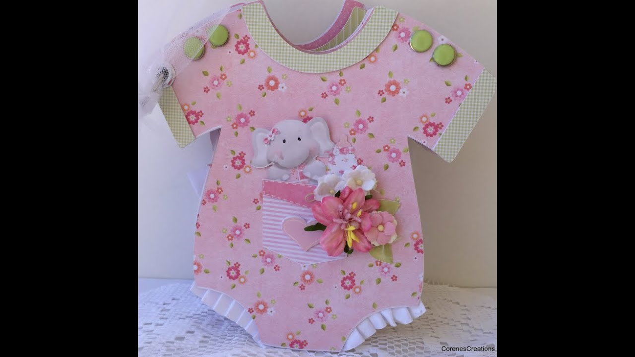 189528624 Baby girl Onesie Album (start to finish) WOC & Nitwit Collections ...