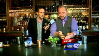 Kidd gets preview of Iron Horse Hotel's Kentucky Derby Party
