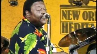 Fats Domino - Live 02 - Let the four winds blow