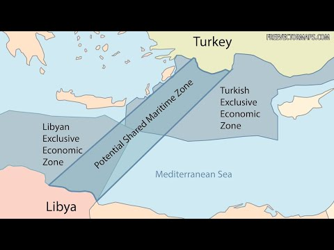 Dore Gold: The  Turkish-Libyan Maritime Agreement and the Struggle over the Mediterranean