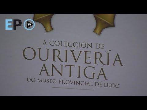 El Museo de Lugo presenta el catálogo de su colección de orfebrería