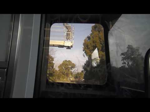 Adelaide Metro - On board Belair line