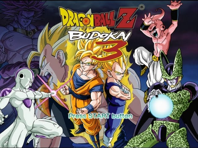 Dragon Ball Z Budokai 3 [BR] - Gameplays Travel Video