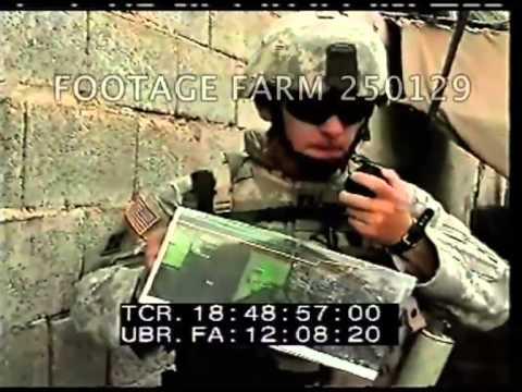 Iraq War - 2006, U.S. Marines & Army Soldiers Engage Insurgents 250129-12 | Footage Farm