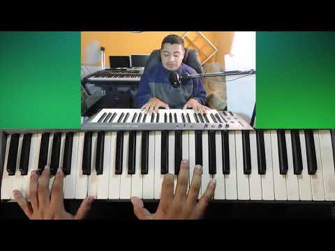 Hay libertad en la casa de Dios/ Tutorial de piano
