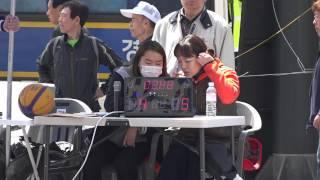제 1회 서울 광화문 길거리 농구대회 A코트 8강 1경기 CJ드림스 vs 현대자동차 전반전
