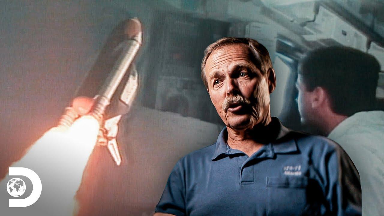 Pánico a bordo del transbordador Atlantis | Los Secretos ...