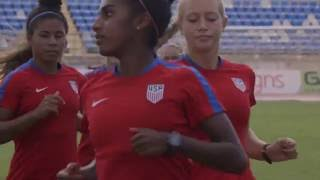 U-17 USWNT Preps in Cyprus for Upcoming World Cup