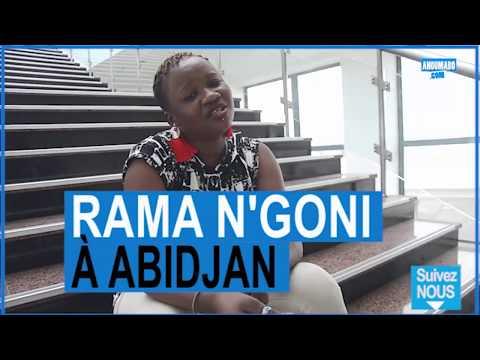 Rama N'goni dévoile son Art - Interview Anoumabo.com