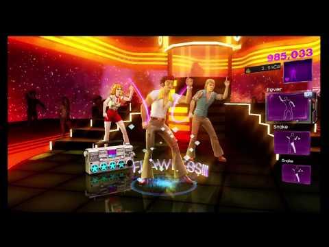 The Hustle (Dance Central 3 - Hard 100% *5 Gold Stars)
