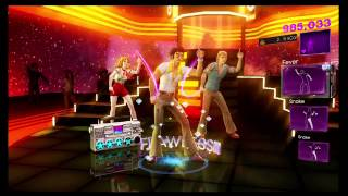 The Hustle (Dance Central 3 - Hard 100% *5 Gold Stars)
