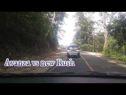Jalan Ke Kota Palu | Avanza Vs New Rush Seruu