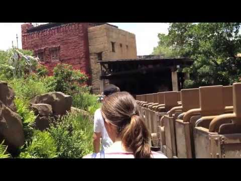Expedition Everest Evacuation