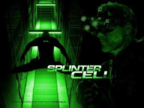 [Splinter cell] Desde Splinter cell hasta Blacklist.