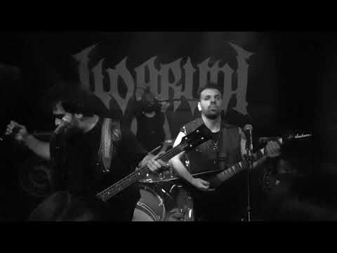 Ildaruni - Non Serviam (Rotting Christ Cover) (Live At Stop Club, Yerevan 12/10/2019)