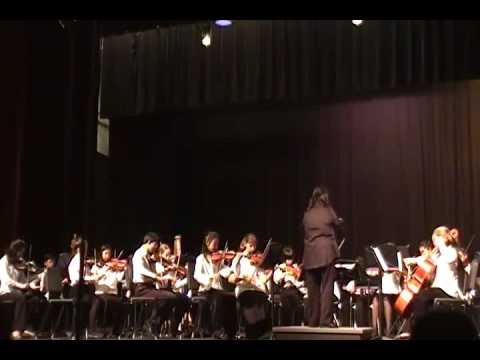 3/3 AYO Sinfonietta Orchestra 2008 Fall Concert
