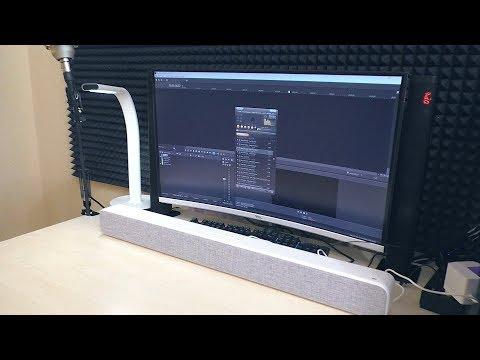 🔊 Стильный саундбар XIAOMI TV 🎵 Сравним звук с Alfawise XBR-08 TV