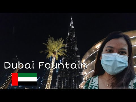Dubai Fountain (2020)