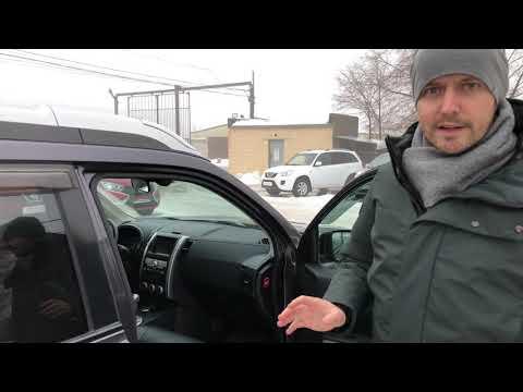 Nissan X-Trail, 2011 2.0 CVT 141 л.с. Обзор от Сергея Бабинова. Отзывы Автосалон Boston Волгоград