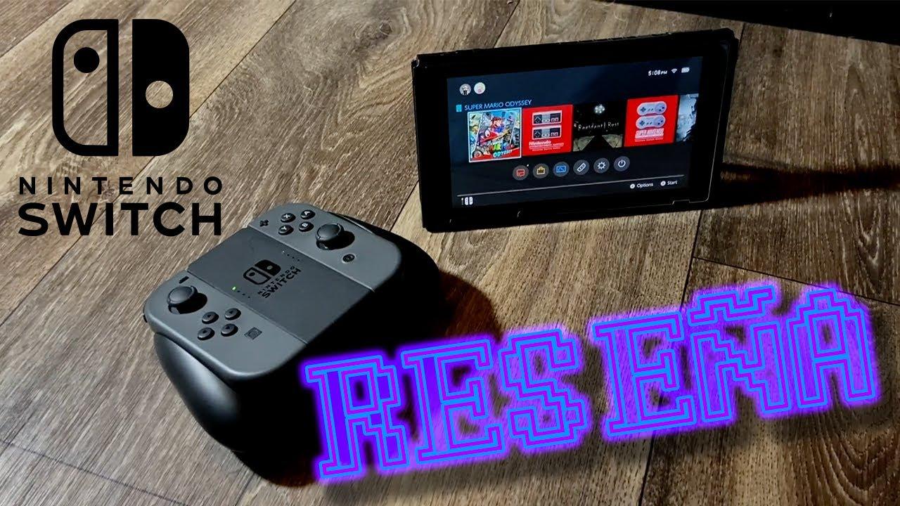 Nintendo SWITCH Reseña