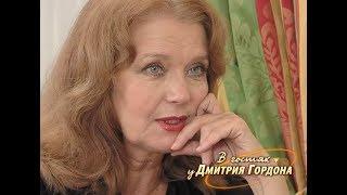 Алферова: Абдулов ревновал меня ко всем. Ему и повода не надо было